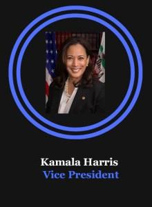 Kamala Harris Candidate for Vice President 2020