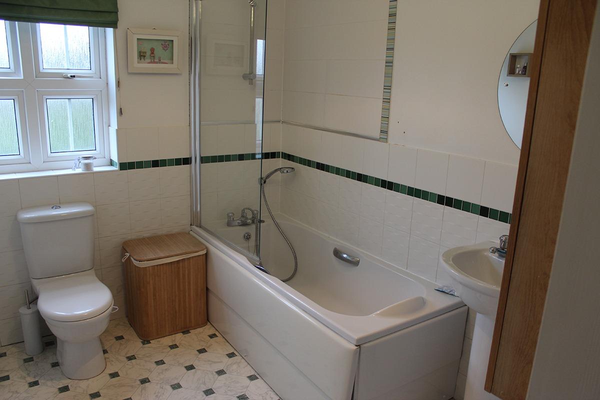 1 - Contemporary Bathroom