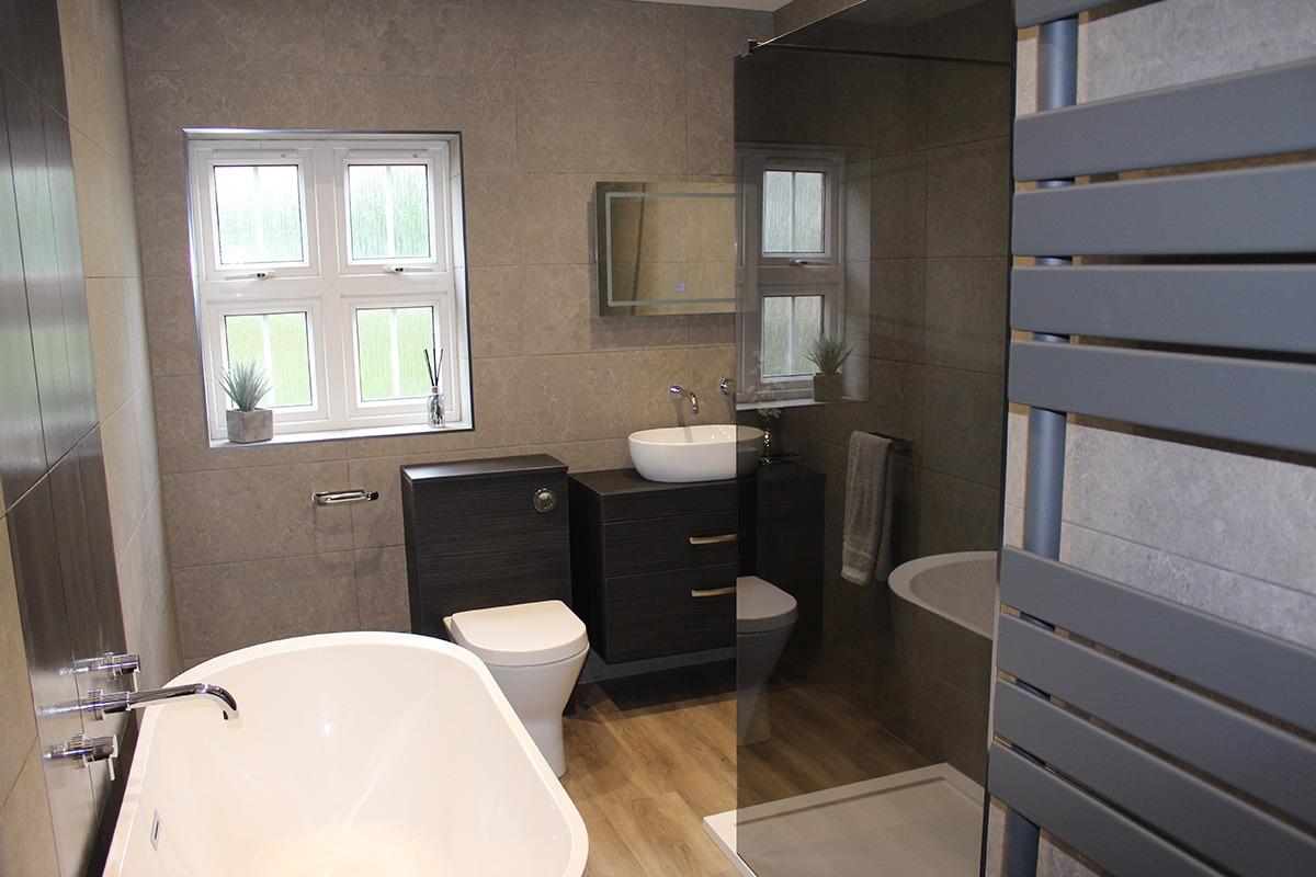 3 - Contemporary Bathroom