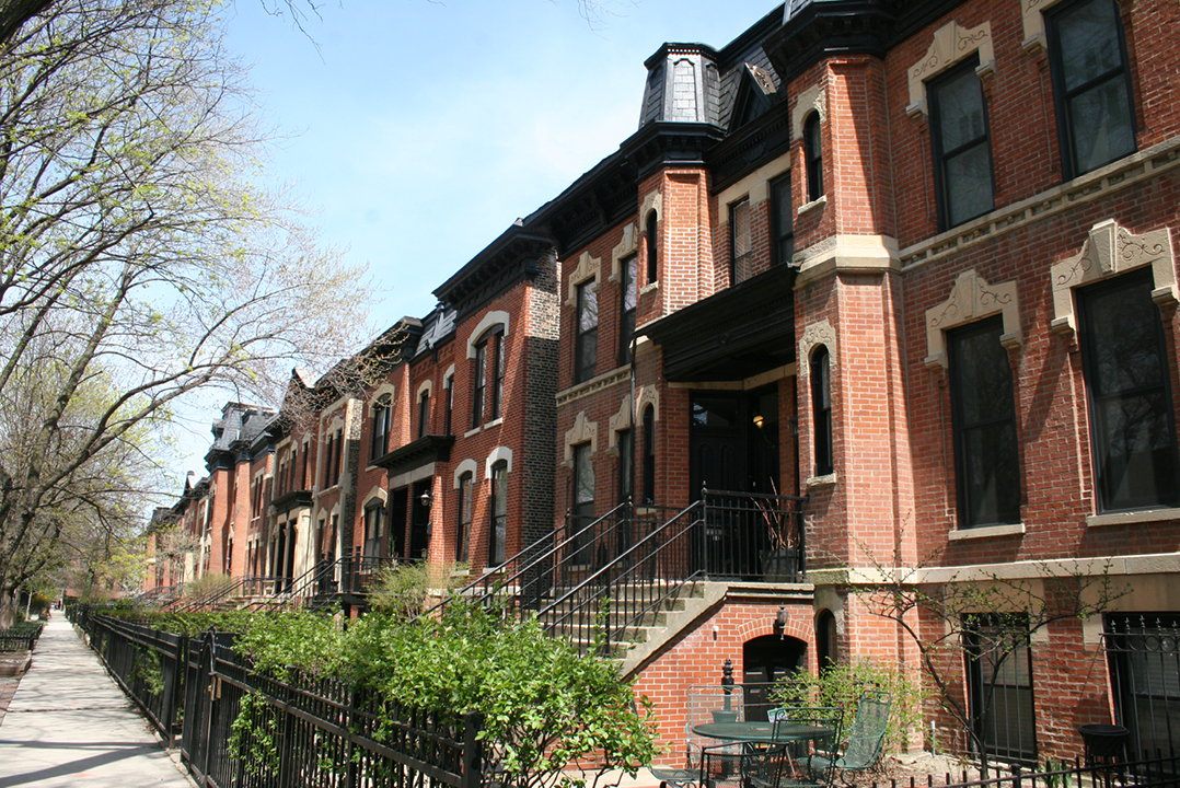 Types of Townhomes in Lincoln Park