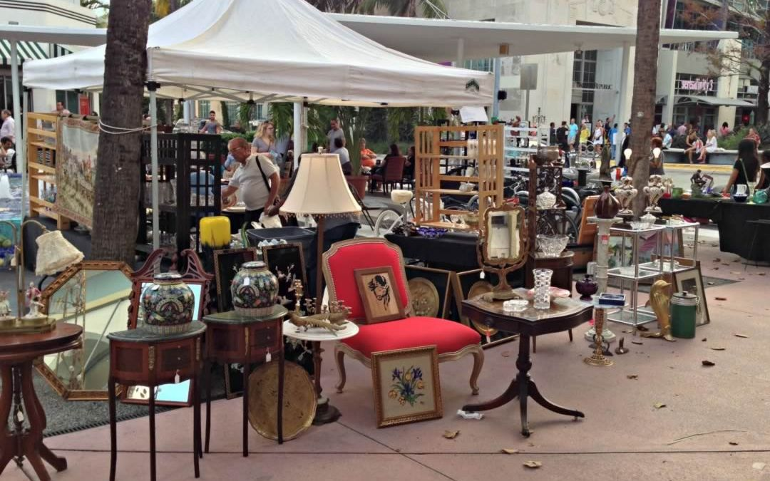Lincoln Road Antique Market 2018 and 2019 Show Dates