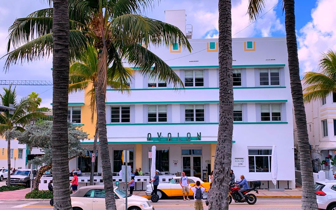 Ocean Drive is Only a Short Walk From Lincoln Road