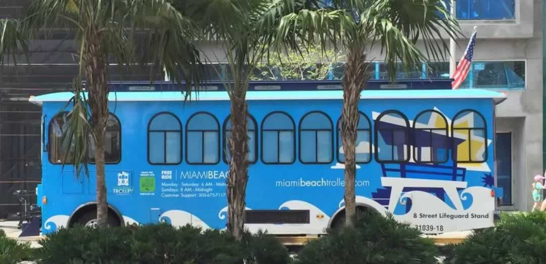 miami-beach-trolley