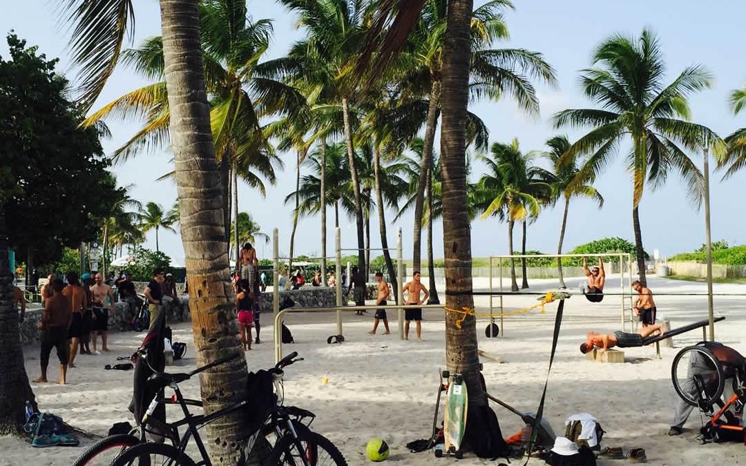Beach Fit: Workout Like a South Beach Local