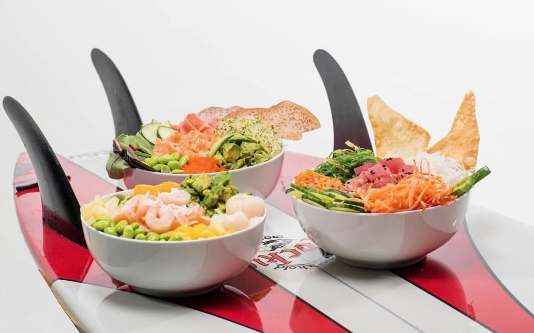 Poke 305 Is Bringing Its Famous Poke Bowls To Lincoln Road