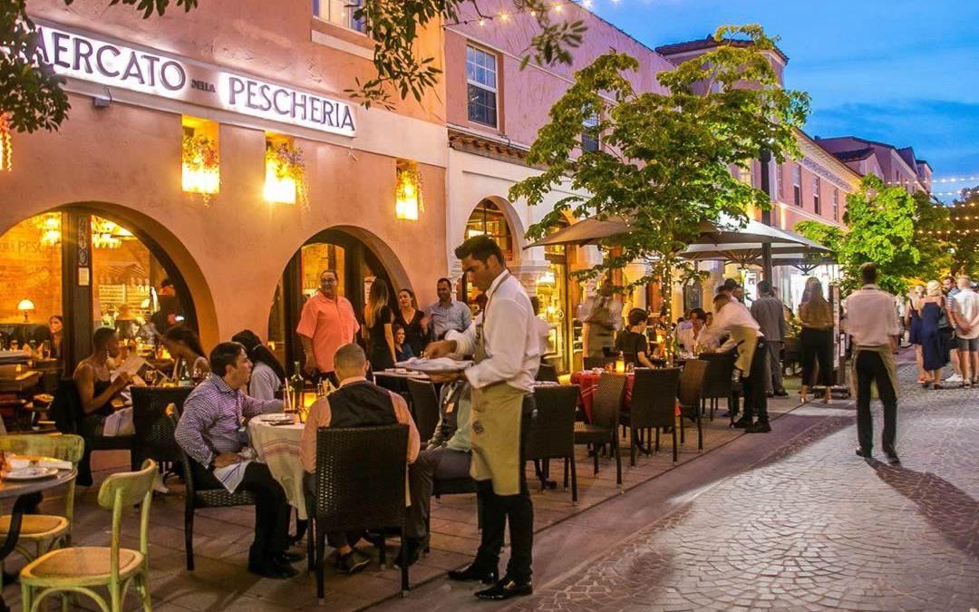 Mercato della Pescheria – Italian Seafood and Pasta on Espanola Way