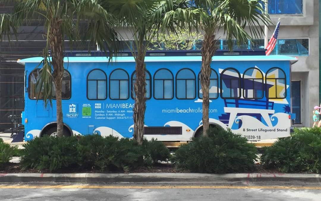 South Beach Loop Trolley