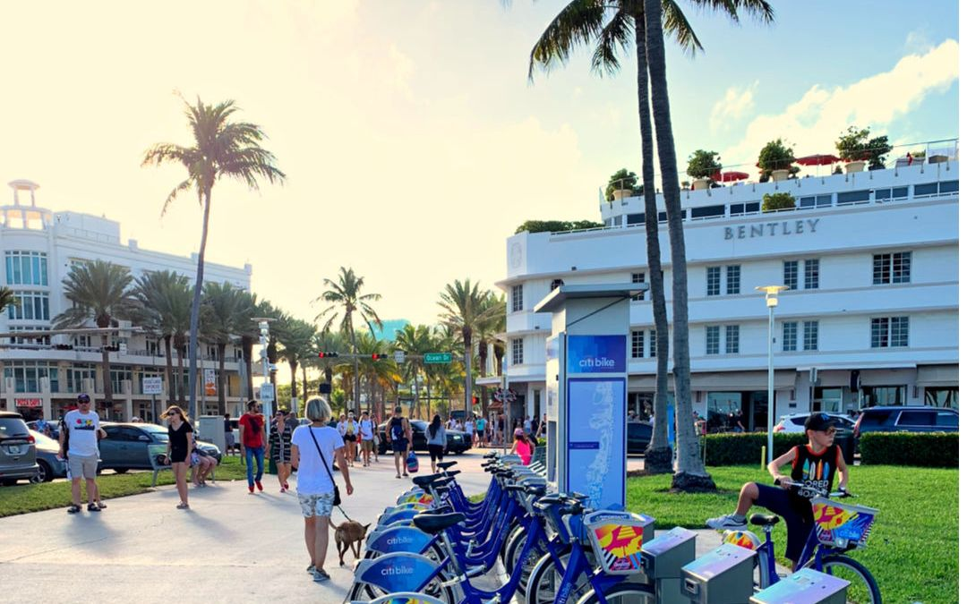 Grab A CitiBike and Cruise All Over South Beach