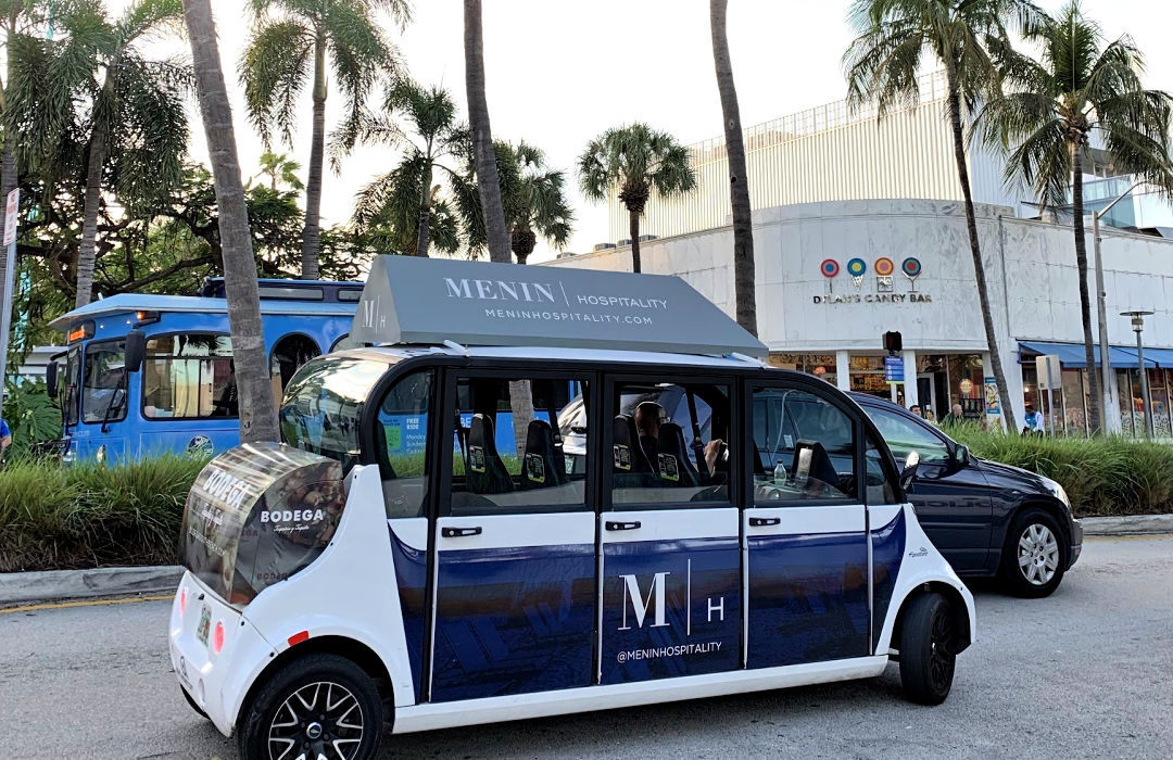 Freebee at Lincoln Road