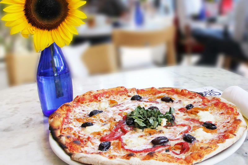 Spris Pizza on Lincoln Road
