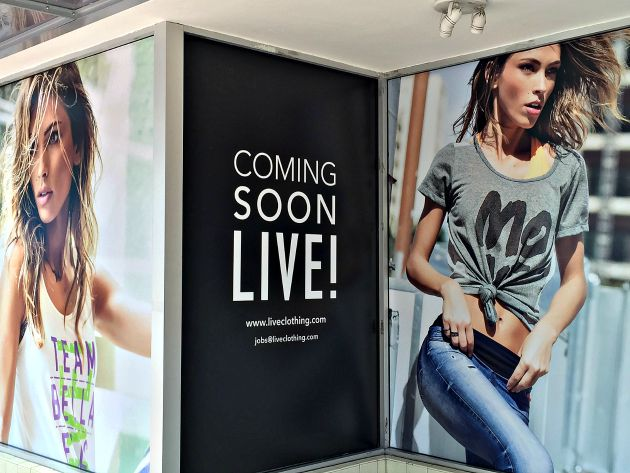 New Stores Opening Soon on Lincoln Road