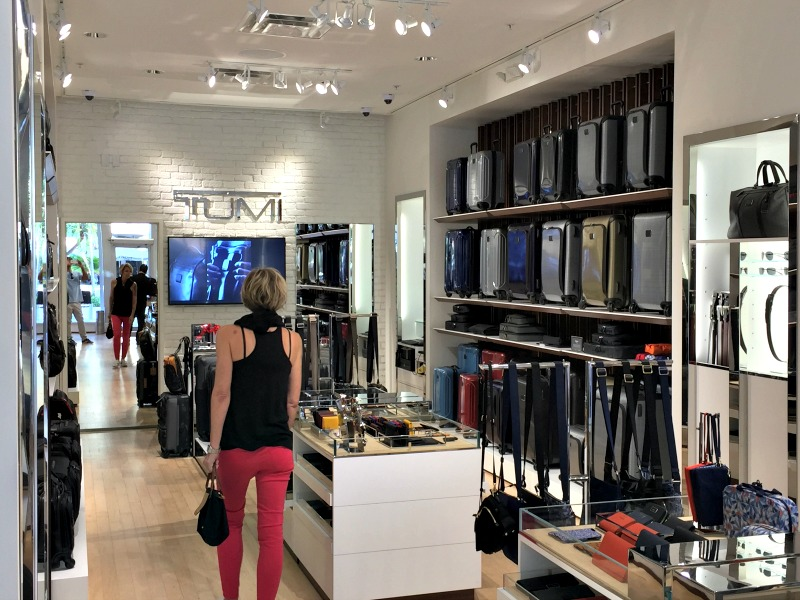 Travel Lifestyle Brand TUMI Now Open on Lincoln Road