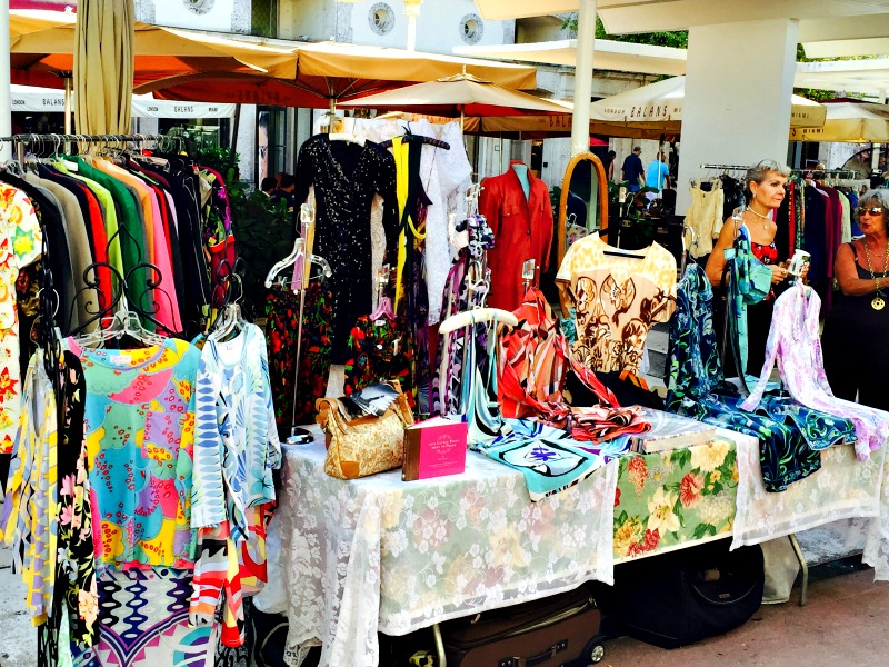 Lincoln Road Antique & Collectible Market Schedule for the 2016 -2017 Season