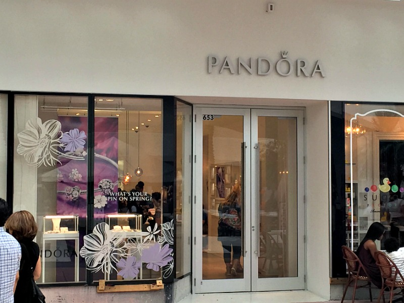 New Store Alert: Pandora Jewelry Is Now Open on Lincoln Road!!!