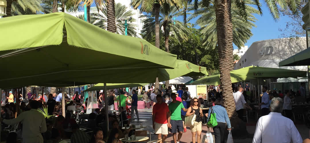 Nexxt-cafe on Lincoln Road