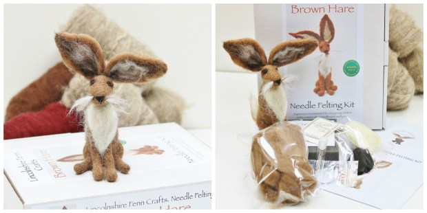 brown hare kit