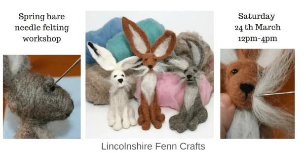 spring hare workshop fb cover