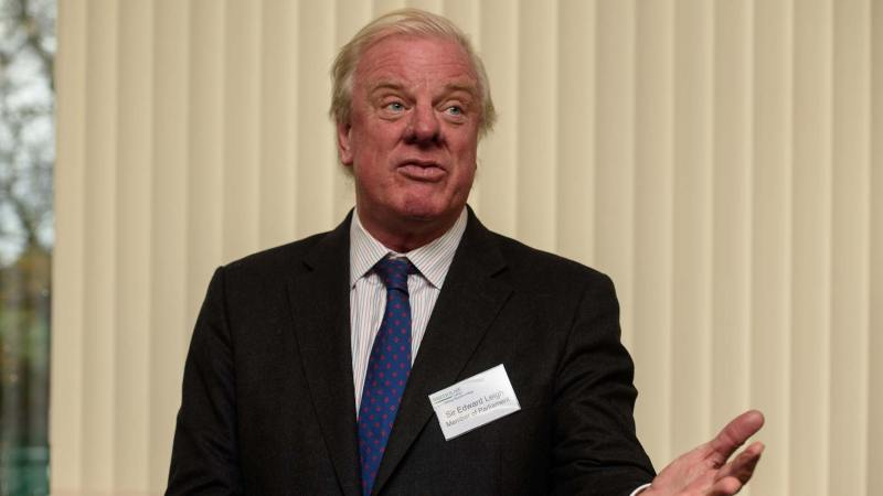Gainsborough MP Sir Edward Leigh. Photo: Steve Smailes for Lincolnshire Reporter