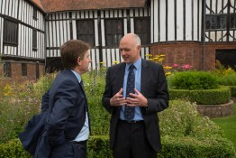 Invest Gainsborough launch. Photo: Steve Smailes for Lincolnshire Reporter