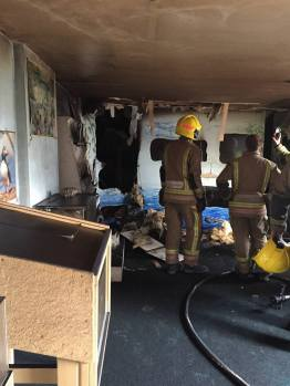 Mablethorpe Seal Sanctuary suffered a fire caused by an electrical fault