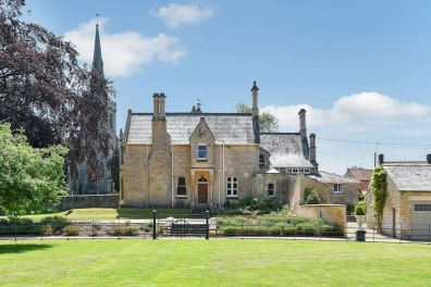 The Old Rectory, Wilsford