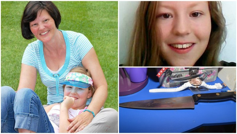 Elizabeth Edwards and her daughter Katie were murdered by two teenagers at their home in Spalding