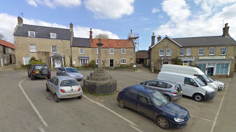 Corby Glen. Photo: Google Street View