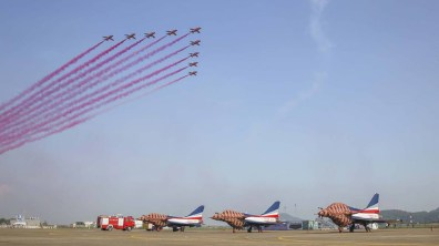 China, Zhuhai. Photo: Red Arrows