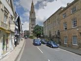 Road closures and diversions for new Stamford pedestrian crossings