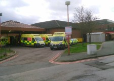 Ambulances wasted 790 days waiting outside Lincolnshire hospitals