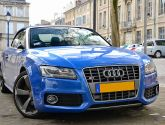Audi stolen from home near Skegness