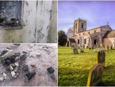 Police warning after repeated fires cause damage to haunted Lincolnshire church