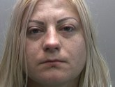 'You nearly killed this man': Woman who stabbed husband during violent row put behind bars