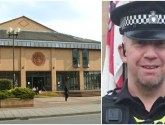 Police sergeant faces prosecution over misconduct claims after private force meeting