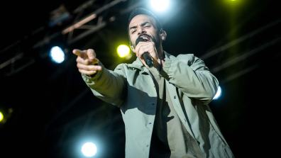 Craig David at the Meridian Showground in Cleethorpes. Photo: Steve Smailes for Lincolnshire Reporter
