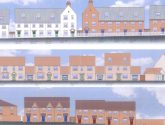 Plans for 196 homes next to major Lincolnshire road given green light by councillors