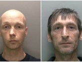 Two men who carried out hour-long sex attack on underage girls and boy jailed