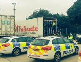 Illegal immigrants arrested after being found in back of lorry in Spalding