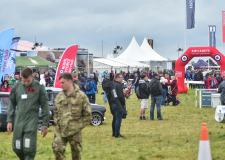 'You'll never see one again there': Your reactions to Scampton Airshow 2018 cancellation