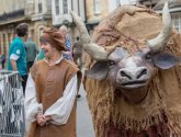 Thousands of visitors descend on Stamford for third Georgian Festival