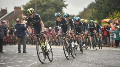 Tour of Britain in North Lincolnshire. Photo: Steve Smailes for Lincolnshire Reporter
