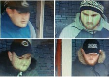CCTV appeal: Four men wanted after mobile phones stolen from Boston Vodafone
