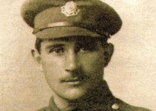 Memorial for heroic Kirton man awarded Victoria Cross during World War One