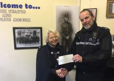 Bobby on the beat wins funding for Gainsborough police museum