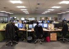 Behind the scenes at Lincolnshire Police Force Control Room