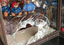"""It's so upsetting"": Owner finds shop front smashed and £1,000 of collectable teddies stolen"