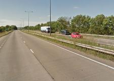 Noisy A180 to be silenced in £10m resurfacing project