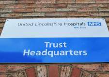 £342m of hospital trust's debt to be written off by government