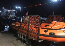 Stranded couple rescued from Cleethorpes beach