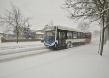 Council ploughs ahead with gritting savings